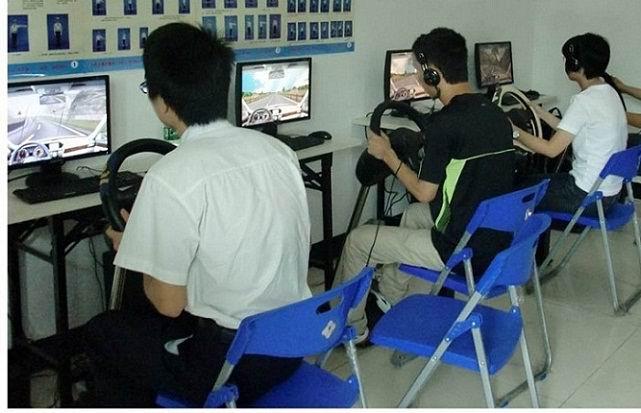 2011最优惠的学车产品,汽车驾驶模拟机