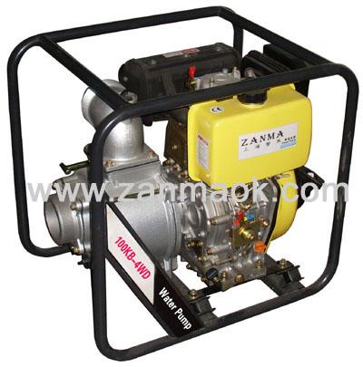 供应4寸柴油污水泵排污泵