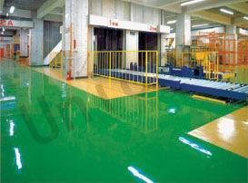 环氧树脂地板 地板材料生产商
