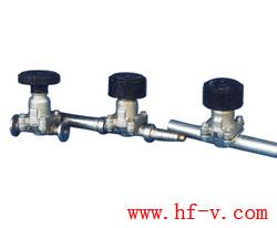 GM系列焊接式高真空隔膜阀