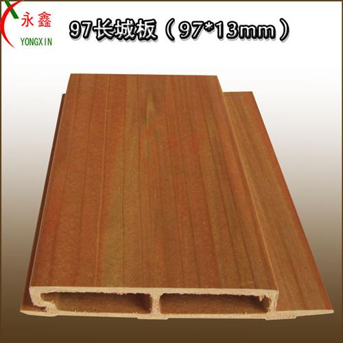 生态木厂家直销97长城板