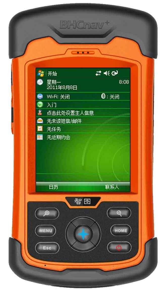 15小时超长待机的华测智图M20高精度亚米GPS定位仪