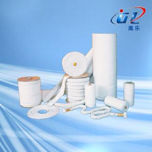 密封隔热的陶瓷纤维布带绳