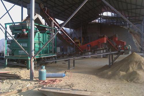 新疆石河子磁铁矿专用干选设备