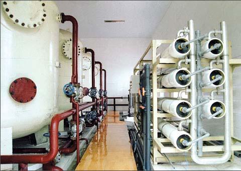 15吨/H纯净水设备 水处理设备