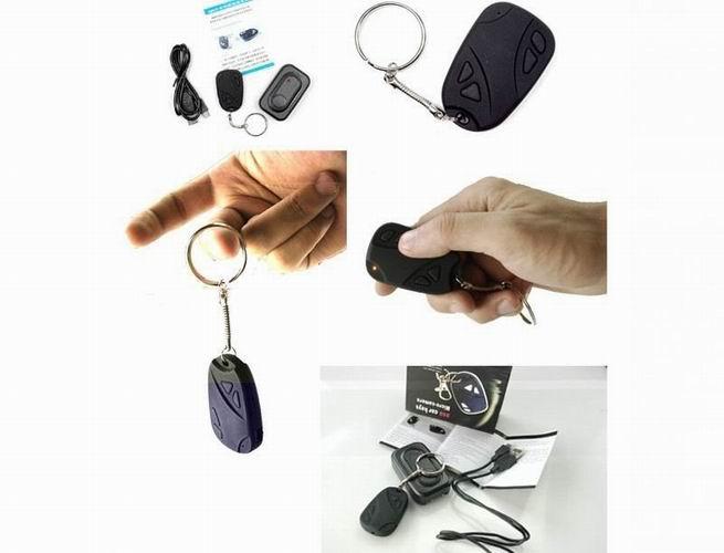 高清摄像机遥控器钥匙扣