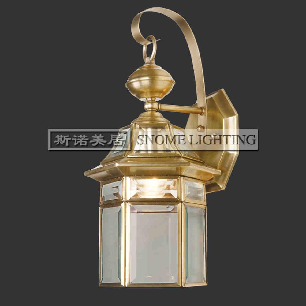 古镇灯饰价格 欧式全铜灯具批发 欧式古典灯具