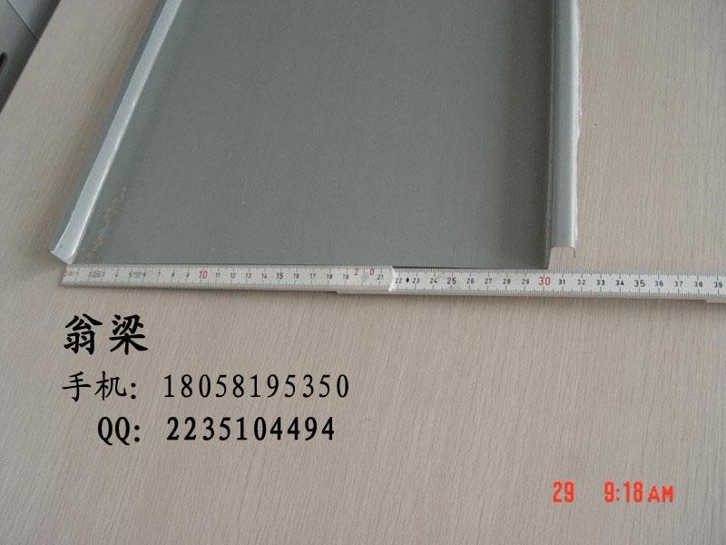 钛锌板屋面板合金板金属屋面
