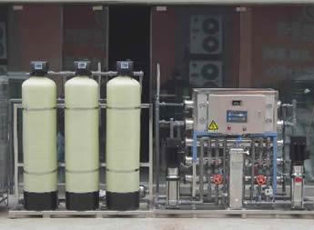 500型二级纯净水设备