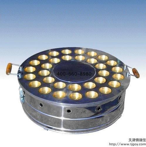 台湾红豆饼机|燃气红豆饼机|32孔红豆饼机|电热红豆饼机