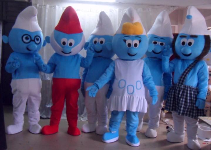 大众卡通人偶服装有限公司的形象照片