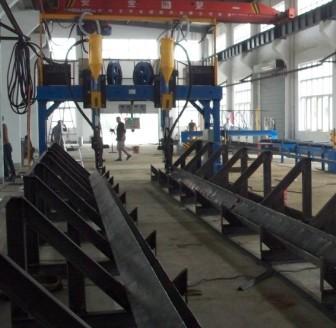 湖州H型钢龙门焊接机 厂家直销