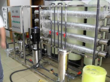 贺州去离子水设备
