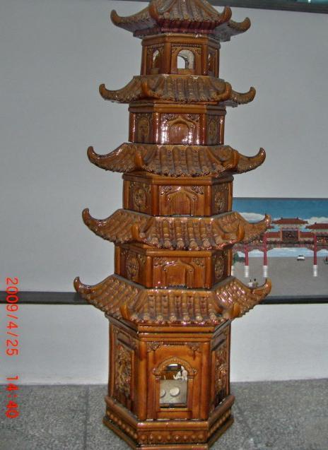 琉琉产品(琉璃宝塔)