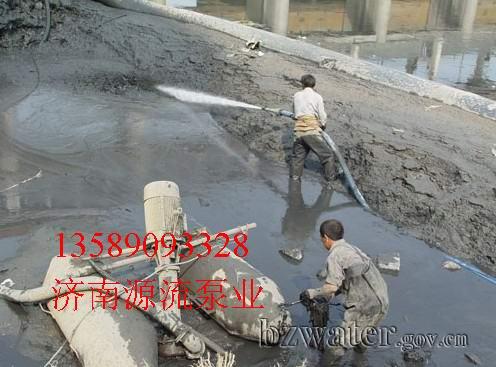 立式耐磨河道清淤浆泵4寸