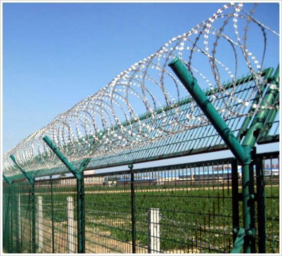 机场护栏网、福建护栏网、护栏网材质、防盗护栏网