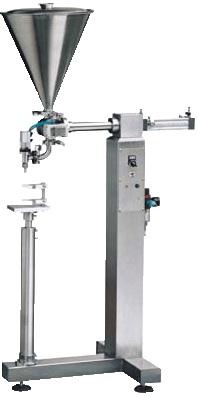 灌装机Q立式膏体灌装机Q啫喱膏灌装机