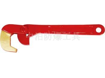 高档铍青铜防磁扳手/防磁多用扳手/防磁开桶扳手/防磁凸型敲击梅花