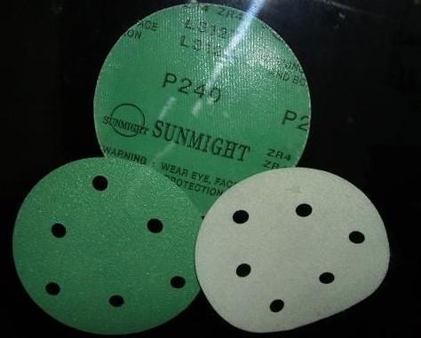 SUNMIGHT牌L312T汽车砂纸、韩国太阳L312T船舶砂纸