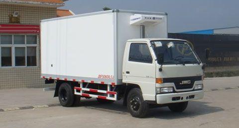江淮冷藏车