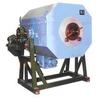 滚筒式热处理渗碳炉