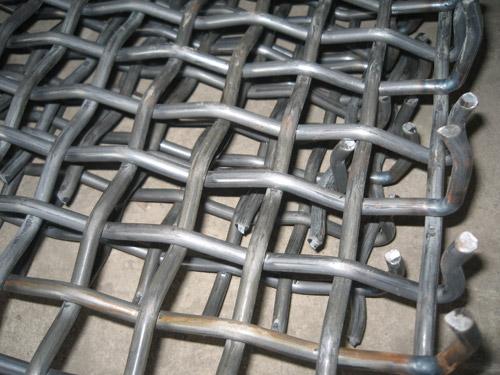 重型轧花网|宽幅轧花网|防护轧花网
