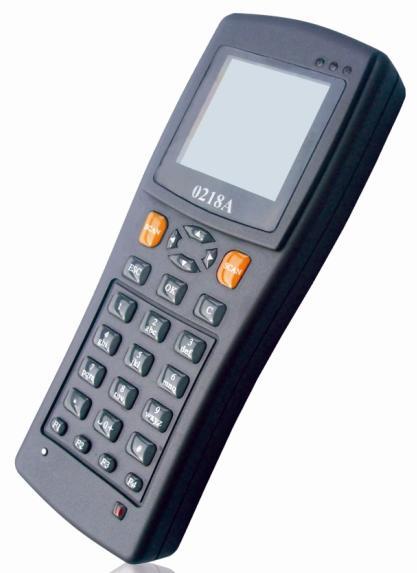 支持GPRS 蓝牙 无线传输 经济型 手持机  M3