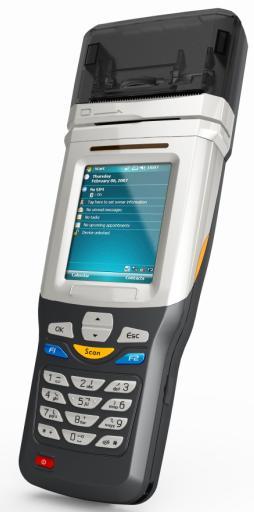 WinCE 系统带打印无线手持机