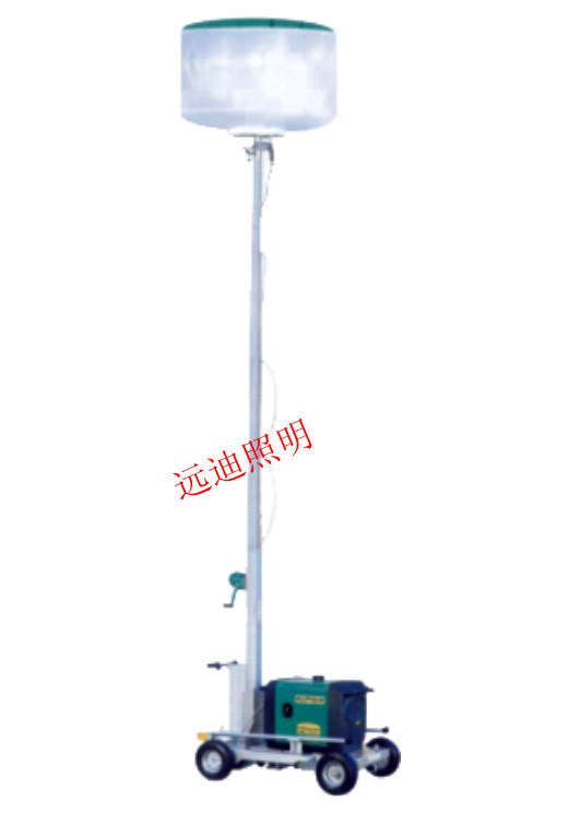 武汉SFW6150大功率球灯,湖北月球灯代理,移动照明灯,应急灯