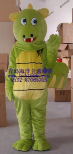 出售太原卡通服装西安人偶表演服装