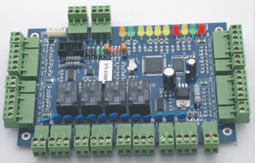 32位四门门禁控制器(KD-C240)