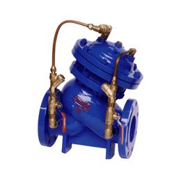 JD745X多功能水泵控制阀 流量控制阀 压差控制阀