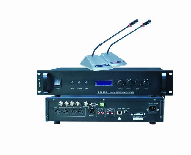 数字会议系统,视频跟踪会议系统,电子表决系统