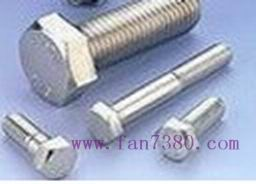 不锈钢外六角螺丝 不锈钢外六角螺栓 无锡生产厂家