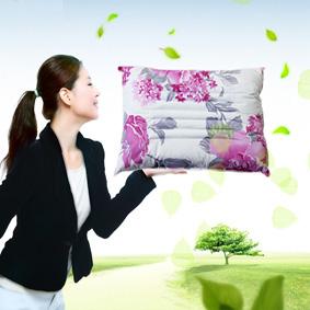同学结婚送什么?福州向秀竹炭礼品系列-颈椎枕-竹纤维毛巾抱枕被