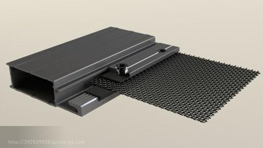 不锈钢安全窗纱 防盗网 出口澳洲 黑色亚光喷涂