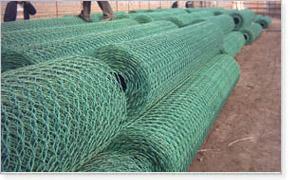 石笼网,石笼网箱,格宾网,铅丝笼 六角网 拧花网 绿格网 水利网