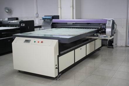 供应金属板材喷绘UV平板机