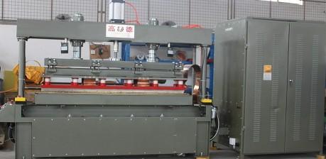 供应浴帘专用高周波塑胶熔接机