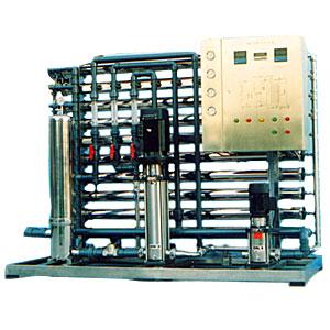2T/H双级纯净水设备 水处理设备