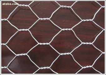 镀锌石笼网,防护石笼网箱,包塑六角网,拧花网,边坡防护网,金属丝