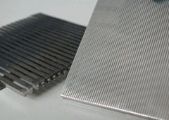 不锈钢焊接式矿筛网、筛板筛篮、 震动筛网、条缝筛片、圆筒网、弧形