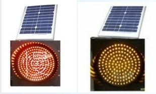 太阳能交通信号灯厂家直销 南宁太阳能交通信号灯