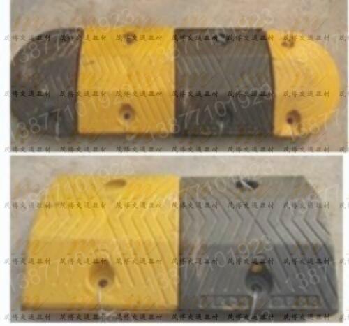 南宁安装铸钢减速带、广西铸钢减速坡、安装钢板减速垄