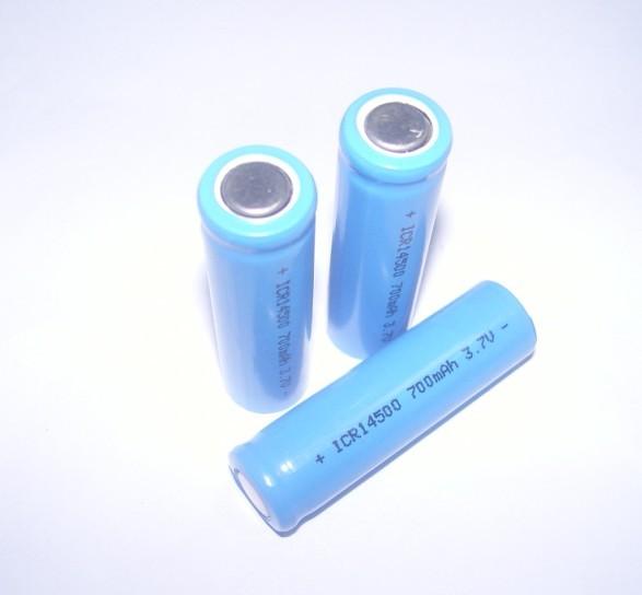 14500锂电池