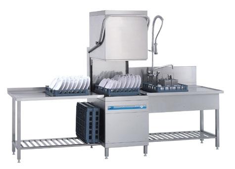 超声波洗碗机M食堂餐盘清洗机