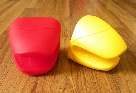 隔热耐用硅胶手套