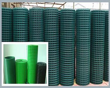 自贡包塑电焊网