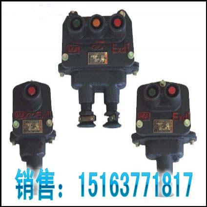 BZA10-3矿用隔爆型控制按钮