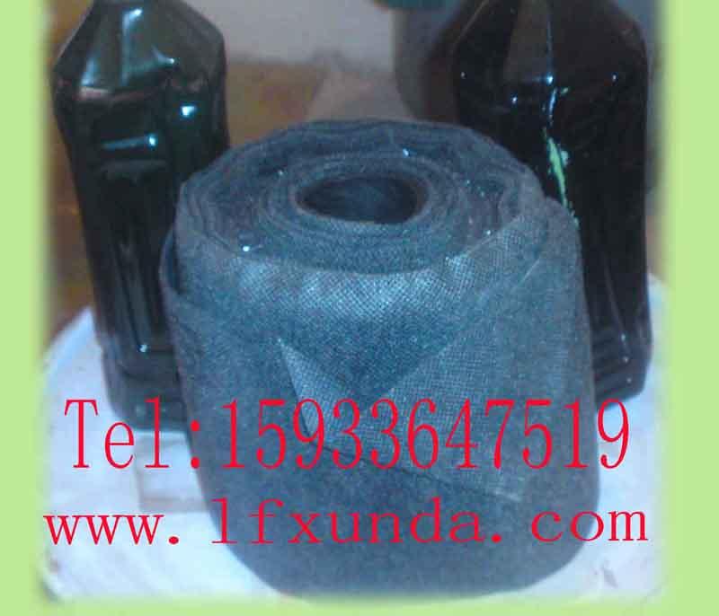 环氧煤沥青防腐冷缠带/GH401型环氧煤沥青冷缠带